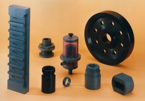 PVC Maschinenteile